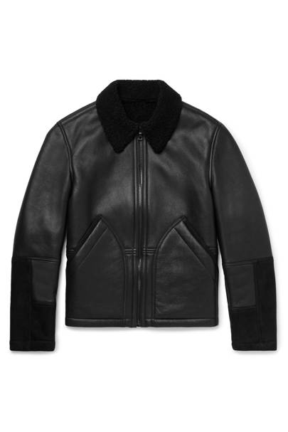 Men s leather jackets  how to look good in leather   British GQ ba7501c4c50