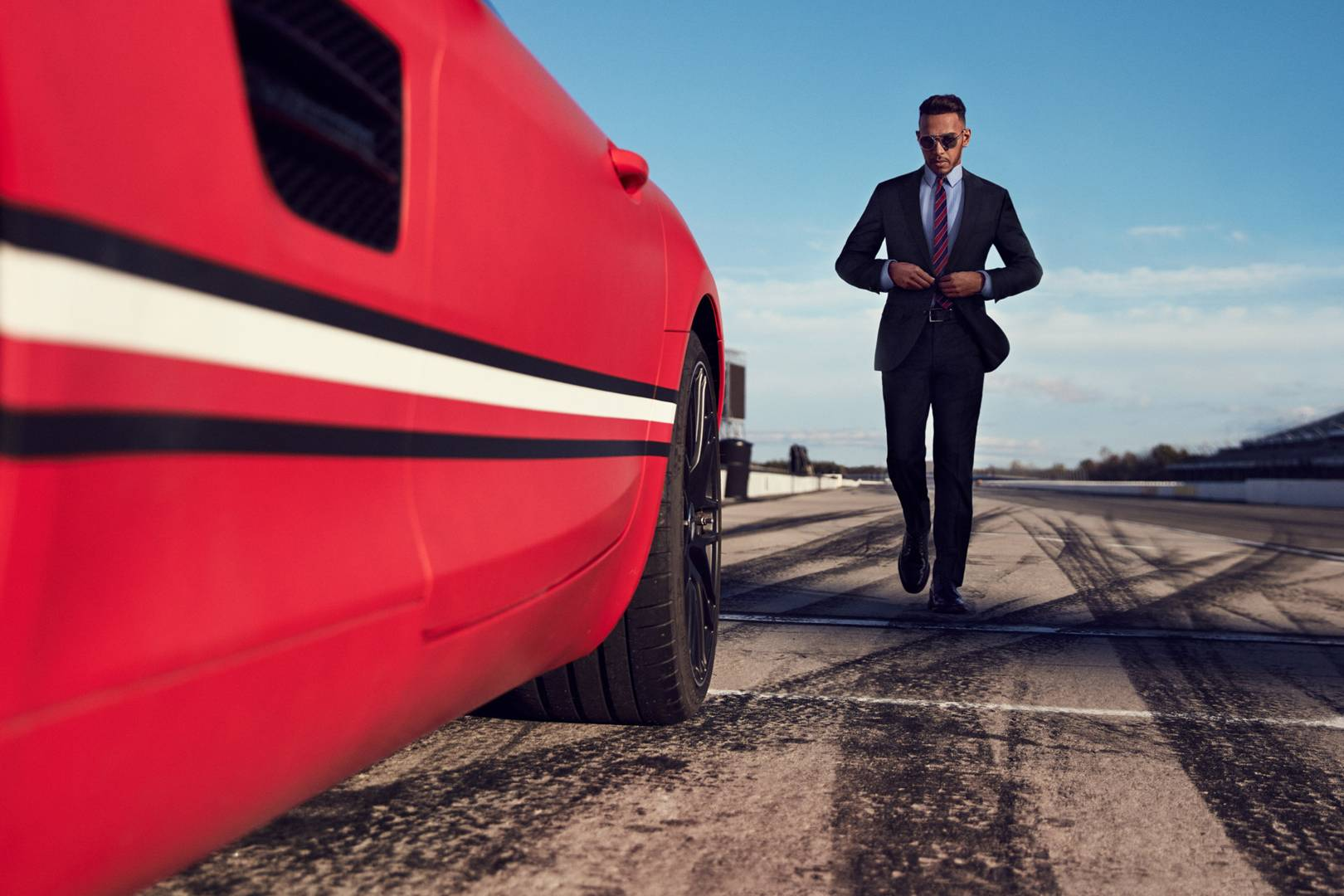 35111524 Lewis Hamilton is Tommy Hilfiger's new ambassador | British GQ