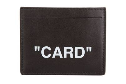 Cardholder by Off-White