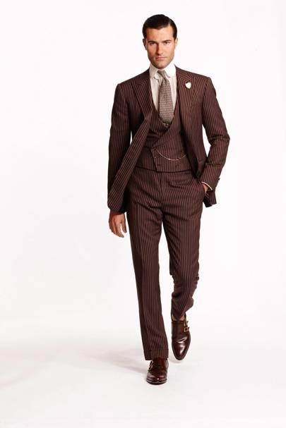 31ce4d5b63c1f1 Ralph Lauren Spring Summer 2019 Menswear show report   British GQ