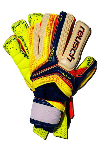 Serathor Supreme Ortho-Tec goalkeeper gloves by Reusch