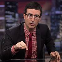 Publishing, broadcasting and media: John Oliver