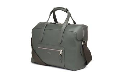 Smythson Greenwich carry-on bag