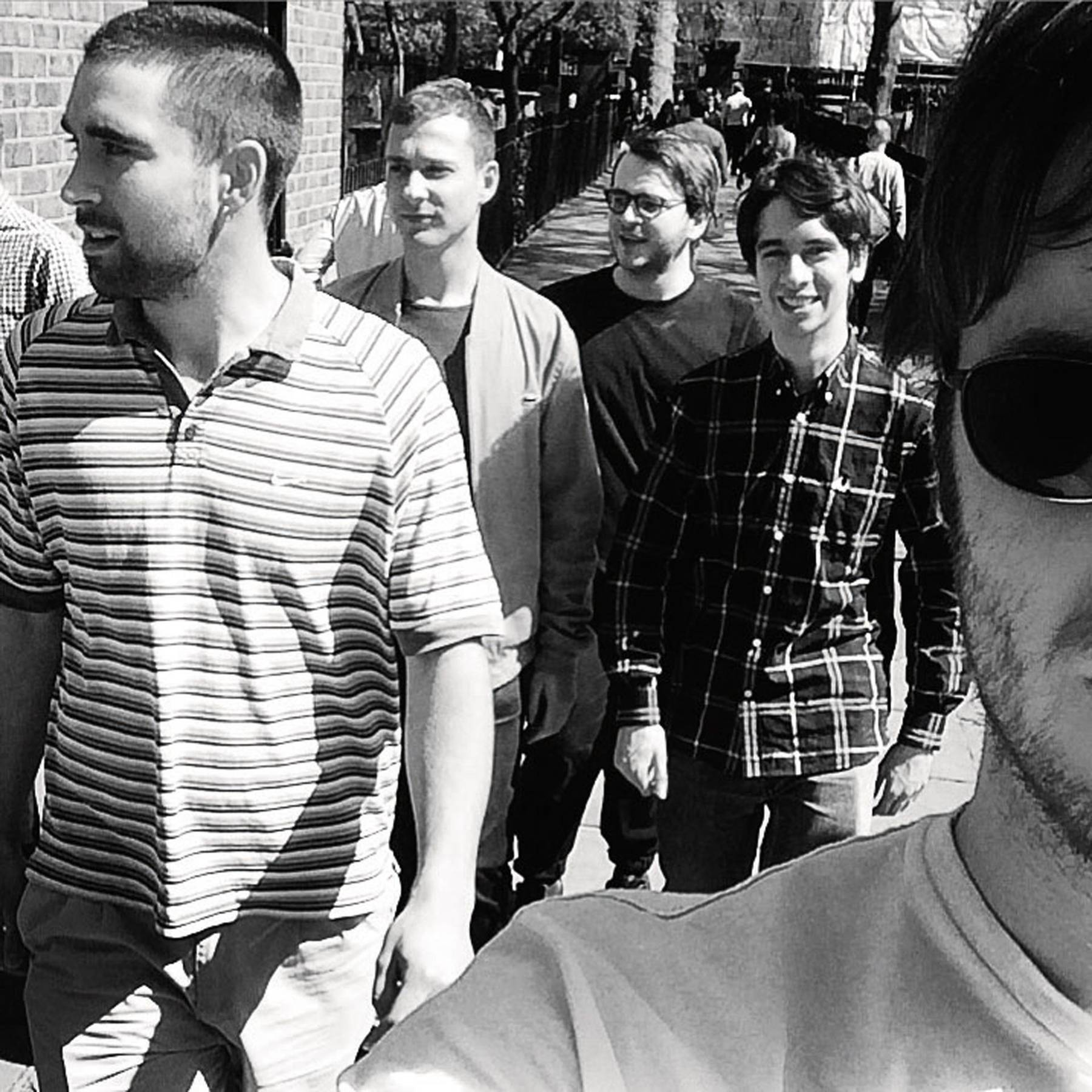 Metrosexuals lads