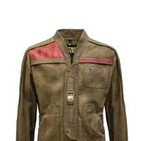 Finn's leather jacket (Star Wars: The Force Awakens, 2015)