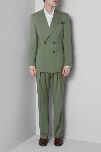 Suit by Richard James