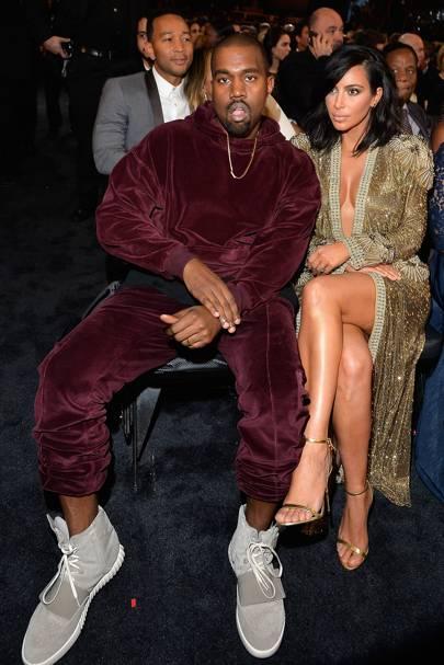 2015: Kanye West