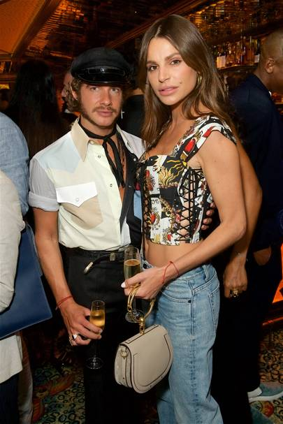 Luke Day and Missé Beqiri