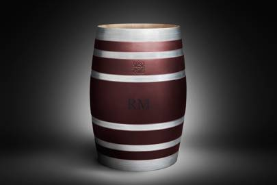 The Bodega Numanthia barrel by Loewe