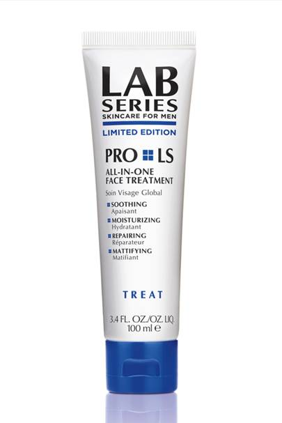 All-in-one face treatment by Lab Series Pro LS