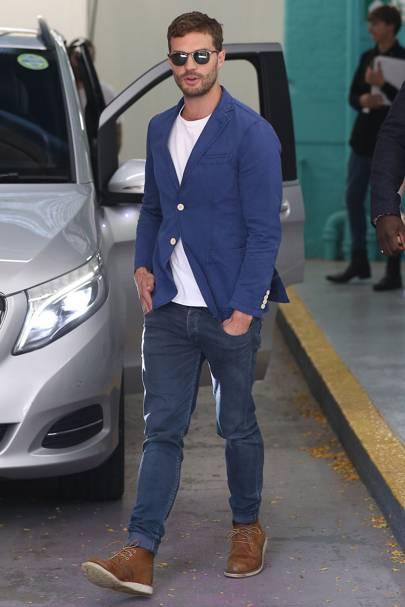 Jamie Dornan, actor