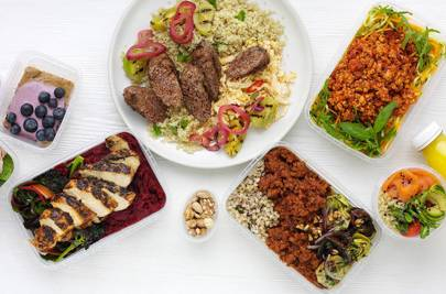 Healthy food delivery services the best in the uk british gq this food delivery service is second to none in the fitness game fresh fitness food delivers daily meal bags to your door either to work or home forumfinder Gallery