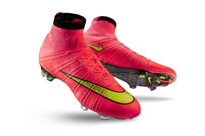new product 7eafb 1f7df Why Nike flyknits are the football boots of the future