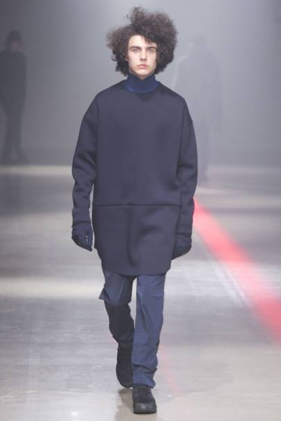 3ad01d1824a9 N.Hoolywood Autumn Winter 2016 Menswear show report