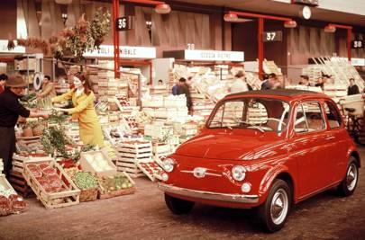 £7,000-£10,000 - Fiat 500 (original)