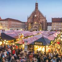 Best for first-timers: Nuremberg Christkindlesmarkt, Nuremberg