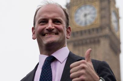 Politics and public life: Douglas Carswell