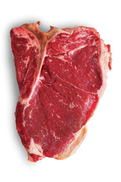 Groin: T-bone steak