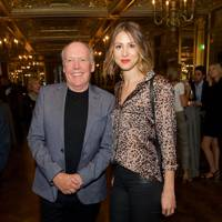 Ian Callum and Aimee Hancock