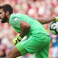 Alisson Becker – Roma to Liverpool (£66.8 million)