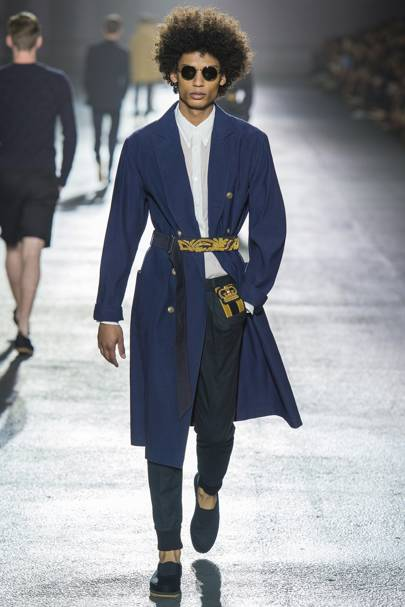 Long coat summer - Dries van Noten