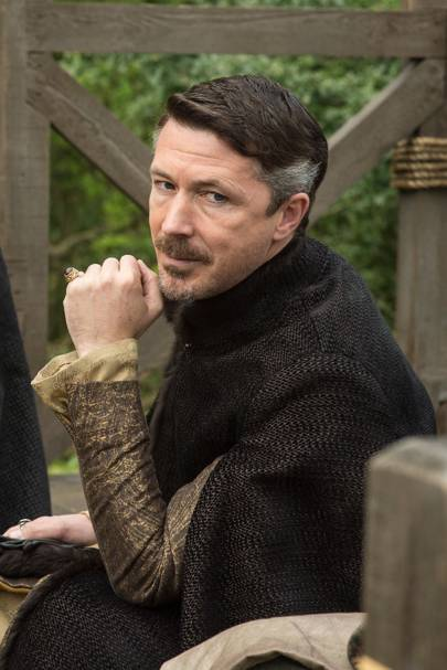 Aidan Gillen as Petyr Baelish