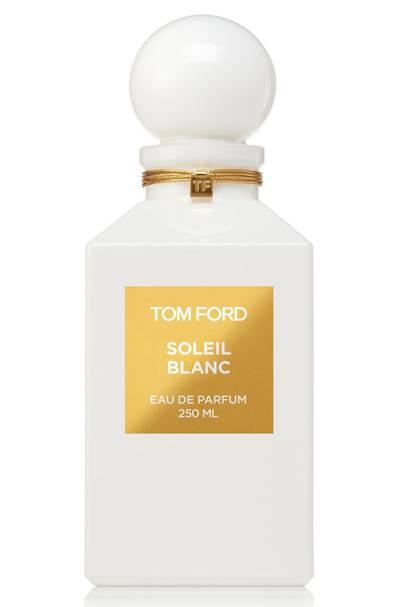 Tom Ford Soleil Blanc decanter