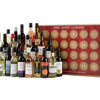 Wine advent calendar by John Lewis