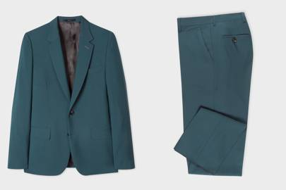 The Soho suit by Paul Smith