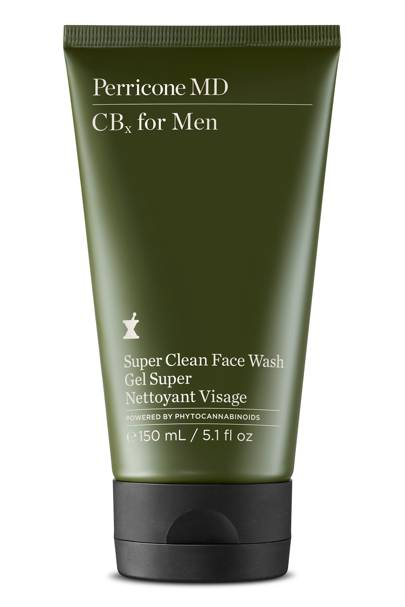 Best New Cleanser: CBx For Men Super Clean Face Wash by Perricone MD
