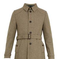 A few of our favourite check coats...