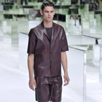 Warm weather leather - Dior Homme