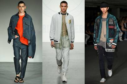 Menswear Trends From London Fashion Week Men S Ss18 British Gq