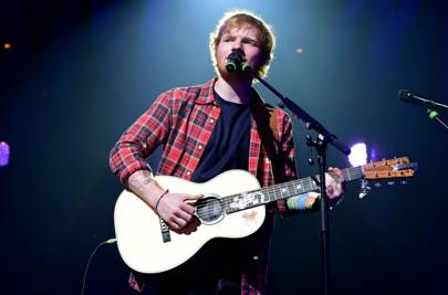 Culture, art and food: Ed Sheeran