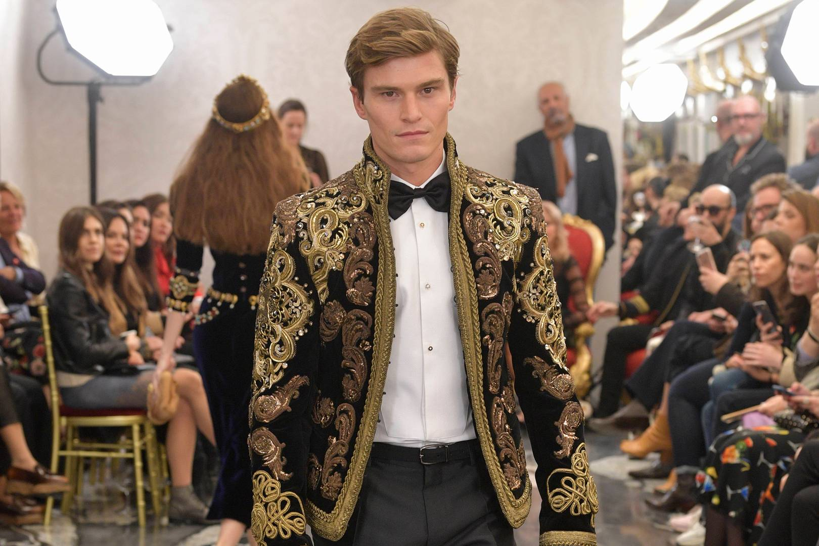 fb7023ccab Dolce & Gabbana brings Alta Sartoria to London | British GQ