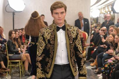 Dolce   Gabbana brings Alta Sartoria to London   British GQ af7cbb1edc