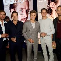 Jacey Elthalion,Paul Sculfor, Oliver Cheshire, Danny Beauchamp and Kenneth Guidroz