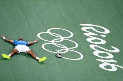 Olympics Day 8: Tennis