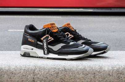 "New Balance ""London Cab"" sneaker pack"