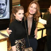 Anna Kendrick and Kelly Eastwood