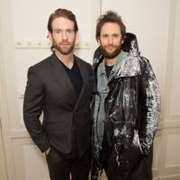 Craig McGinlay and Marc Jacques-Burton
