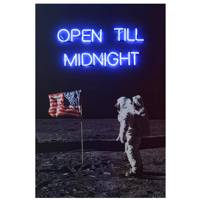Andrew Martin Moon Landing Artwork