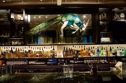 The Waeska Bar at the Mandrake