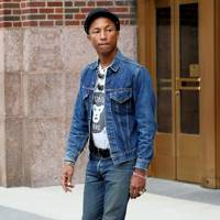 7. Pharrell Williams