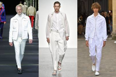 All-white-everything