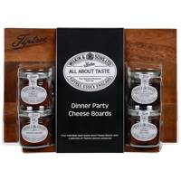 Dinner Party Cheese Boards by Tiptree