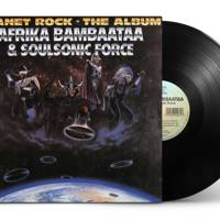 Planet Rock By Afrika Bambaataa & The Soulsonic Force (Tommy Boy, 1986)