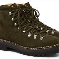 Fidel hiking boots by Ralph Lauren Purple Label