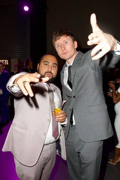 "Chabuddy G and Steven ""Steves"" Green"