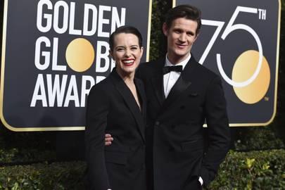 Clare Foy & Matt Smith